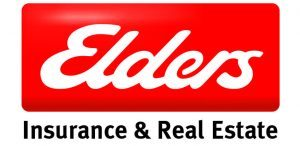 Elders Insurance & Real Estate logo print